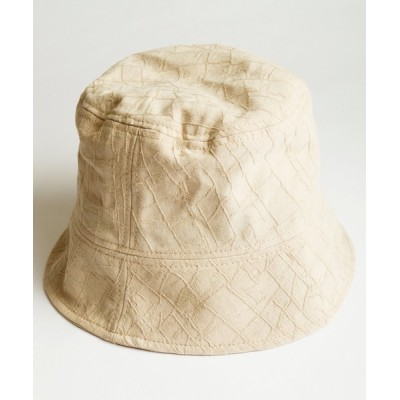 FUNALIVE / 【je crois soi】地柄バケットハット womens WOMEN 帽子 > ハット