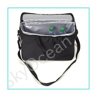 Dowco Willie & Max 04742 Grab & Go Saddlebag Cooler Insert: Black, Universal Fit, 12 Liter Capacity【並行輸入品】