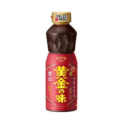 エバラ 黄金の味 甘口 480g