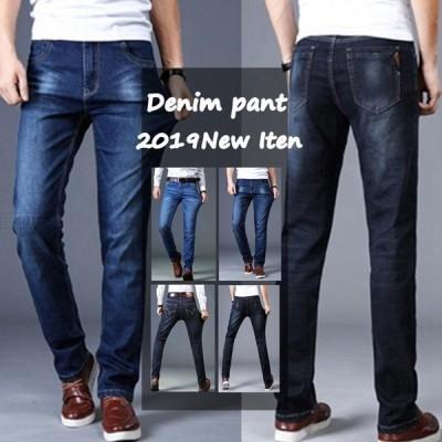 【セール】デニムパンツ メンズ ストレッチ SI スリム パンツ メンズ カジュアル デニム スキニーデニム ジーンズ ストリート 春 代引不可