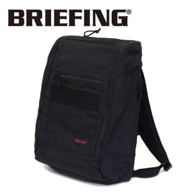 BRIEFING (ブリーフィング) BRM183101 VERTICAL PACK MW バーティカルパック バッグパック BLACK BR408