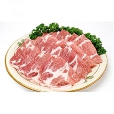 綱島養豚場【林SPF】豚肩ロース 生姜焼き用900g