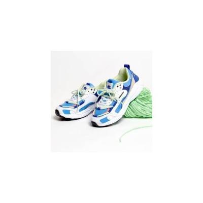 UMBRO BROCONIC RUNNER CLASSIC アンブロ バロコニック ランナー クラシック WHITE/BLUE ul1pkc25wb