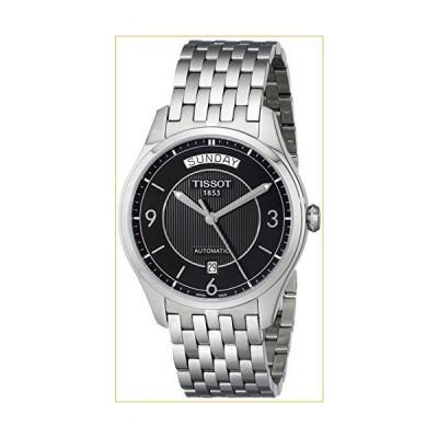 ティソ 腕時計  Tissot Men's T0384301105700 T-One Day-Date Calendar Watch 並行輸入品
