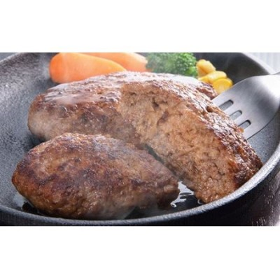 熊本県産 あか牛 ハンバーグ 計720g(120g×6) 牛肉 和牛