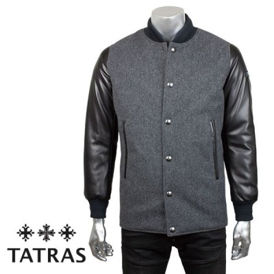 TATRAS タトラス メンズ ダウンジャケット MTA18A4529 CGRAY チャコールグレー