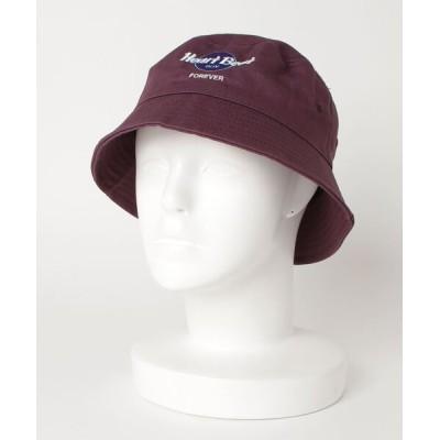WEGO / WEGO/ロゴ刺繍バケットハット MEN 帽子 > ハット