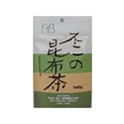 不二食品 不二の昆布茶 袋 140g ×5袋