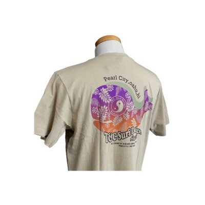 TOWN&COUNTRY(タウン&カントリー)_メンズ_半袖Tシャツ【ベージュ(BEG)】_DM6091