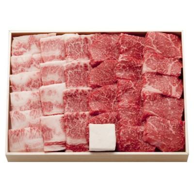 父の日 松阪牛焼肉用モモバラ470g