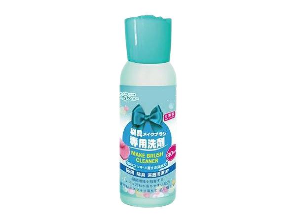 Beauty Fans 刷具假睫毛清潔液(80ml)【D613561】