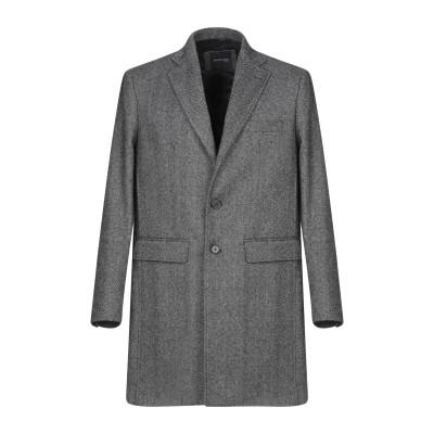 MARCIANO コート スチールグレー 48 ウール 45% / アクリル 20% / ポリエステル 15% / ナイロン 15% / 指定外繊維