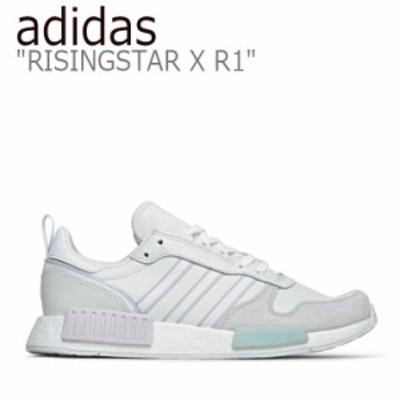 アディダス スニーカー adidas メンズ レディース RISINGSTAR X R1 ライジングスター WHITE GREY ホワイト グレー G28939 シューズ