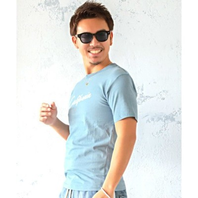 tシャツ Tシャツ Californiaロゴプリント半袖Tシャツ