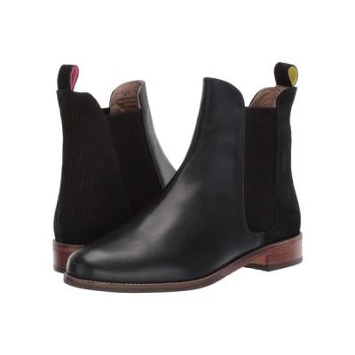 ジュールズ Joules レディース ブーツ シューズ・靴 Westbourne Black Emboss