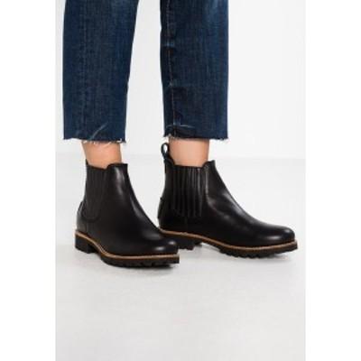パナマ ジャック レディース ブーツ&レインブーツ シューズ IGLOO TRAVELLING - Classic ankle boots - black black