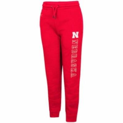 Colosseum コロセウム スポーツ用品  Colosseum Nebraska Cornhuskers Youth Scarlet Walk the Walk Jogger Pants