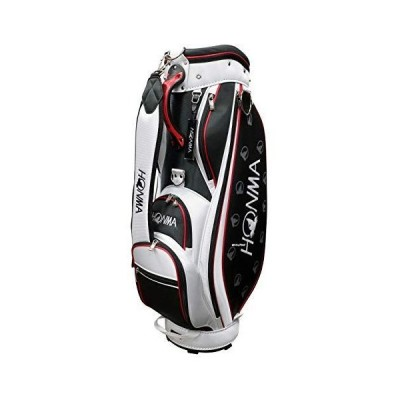 本間ゴルフ(ホンマ) 9型(3.5kg) '20 モグラロゴ キャディバッグ CB-52003 [HONMA CART BAG CB5200
