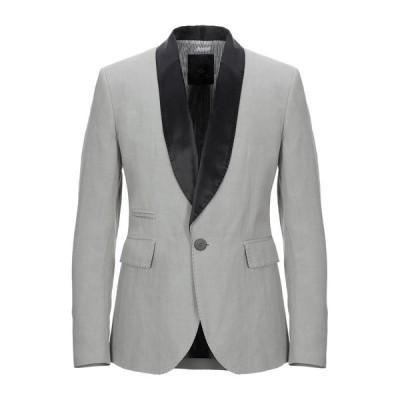 TOM REBL テーラードジャケット ファッション  メンズファッション  ジャケット  テーラード、ブレザー グレー