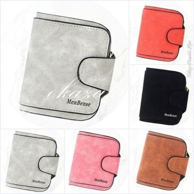財布 レディース 二つ折り財布 小銭入れ お札入れ カード入れ コンパクト 大容量 サイフ wal1-211
