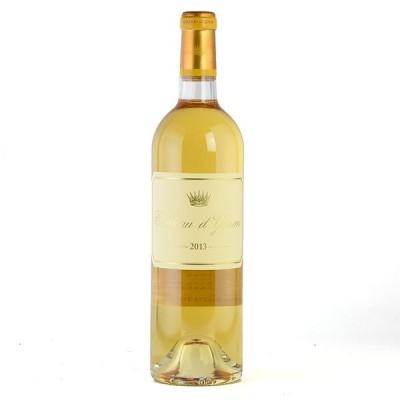 シャトー ディケム 2013 イケム フランス ボルドー 白ワイン