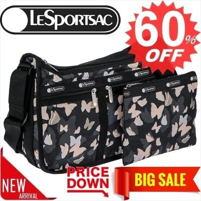 ★★★レスポートサック バッグ ショルダーバッグ LESPORTSAC Deluxe Everyday Bag 7507  E181 Butterfloat    比較対照価格15,950 円