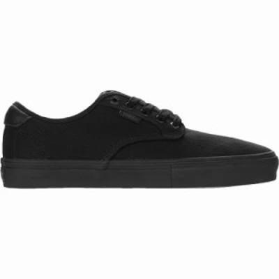 ヴァンズ スニーカー Chima Ferguson Pro Shoes (twill) Blackout