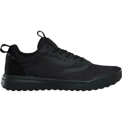 バンズ スニーカー メンズ シューズ Ultrarange Rapidweld Shoe - Men's Black/Black