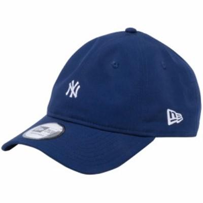 【新品】ニューエラ 930キャップ クローズストラップ タイプライター ニューヨークヤンキース ネイビーブルー スノーホワイト New Era Ne