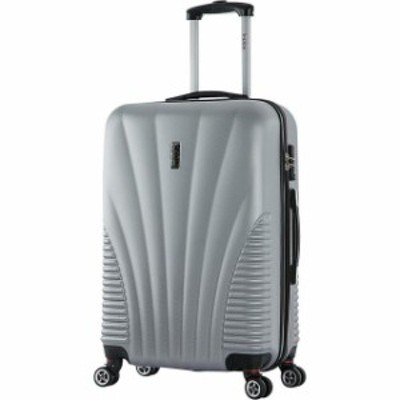 inUSA  旅行用品 キャリーバッグ inUSA Luggage Chicago Collection 25&#034 Lightweight Hardside Checked NEW