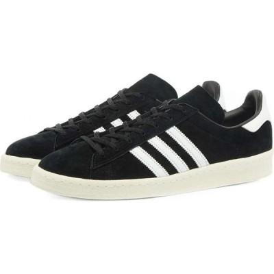 アディダス Adidas メンズ スニーカー シューズ・靴 campus 80s Black/White/Off White