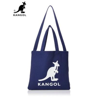 【国内発送】 KANGOL (カンゴール) KG-BAG-008 ICON LOGO TOTE BAG (トートバック) Navy (ネイビー)