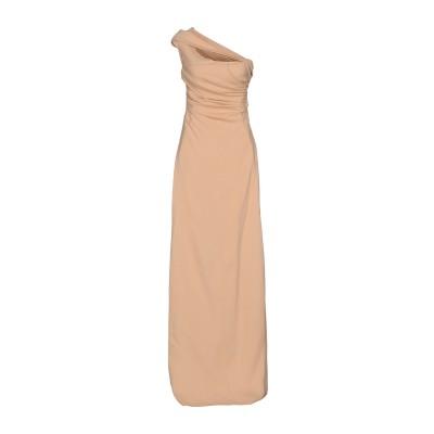 ディースクエアード DSQUARED2 ロングワンピース&ドレス ローズピンク 40 97% レーヨン 3% ポリウレタン ロングワンピース&ドレス