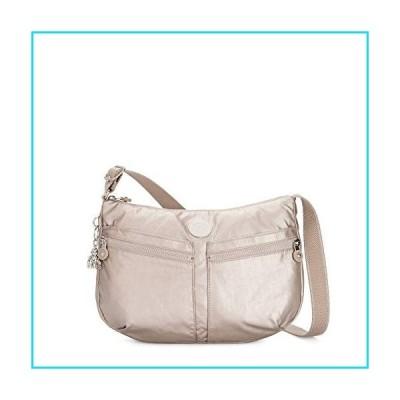 Kipling Women's Izellah Crossbody Bag, Metallic Glow, One Size【並行輸入品】