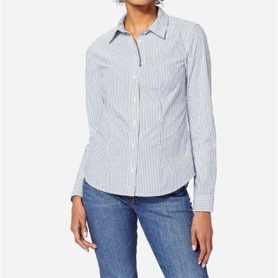 ペンドルトン レディース シャツ トップス Pendleton Women's Audrey Fitted Stripe Shirt