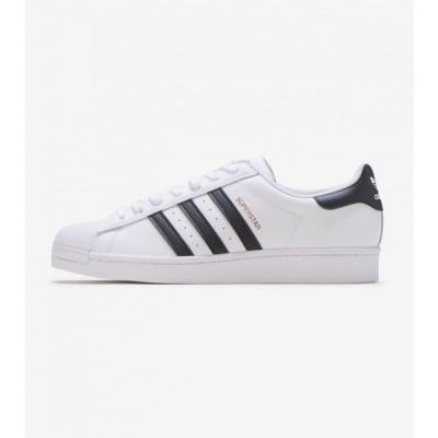 アディダス Adidas メンズ スニーカー シューズ・靴 Superstar White/Black
