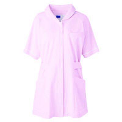 自重堂自重堂 チュニック 女性用 ピンク M WH10701(取寄品)