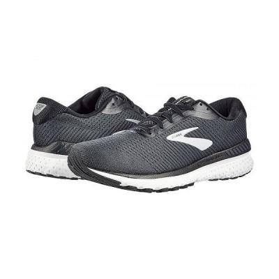 Brooks ブルックス メンズ 男性用 シューズ 靴 スニーカー 運動靴 Adrenaline GTS 20 - Black/Grey/Ebony