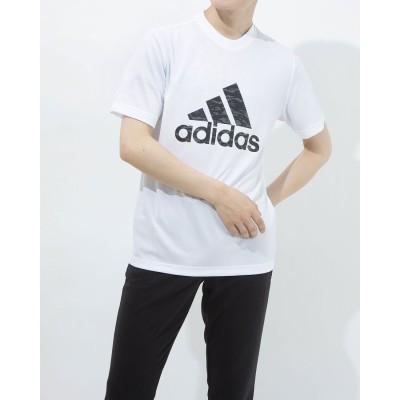 アディダス adidas メンズ 半袖機能Tシャツ MMHBOSGRFXTEE GN0797 (ホワイト)