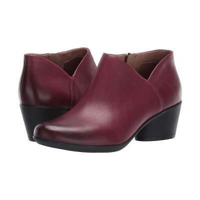 Dansko ダンスコ レディース 女性用 シューズ 靴 ブーツ アンクルブーツ ショート Raina - Wine Burnished Nubuck
