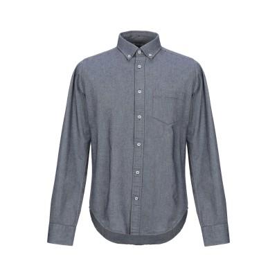 IMPURE シャツ ブルー XXL コットン 100% シャツ