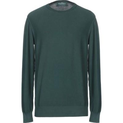 デラ チアーナ DELLA CIANA メンズ ニット・セーター トップス sweater Green