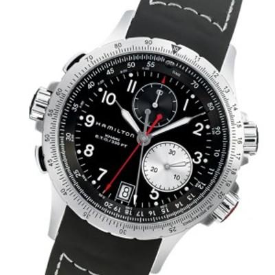 【並行輸入品】HAMILTON ハミルトン 腕時計 H77612333 メンズ KHAKI ABIATION ETO カーキ アビエーション クロノグラフ