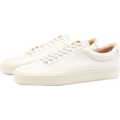 ゼスパ Zespa メンズ スニーカー シューズ・靴 ZSP4 Canvas Sneaker Ecru