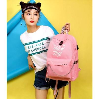 大容量 リュックサック レディース 中学生 アウトドア カジュアル リュック 通学 おしゃれ 韓国風 通勤 鞄 リュックバッグ 高校生 キャンバスリュック