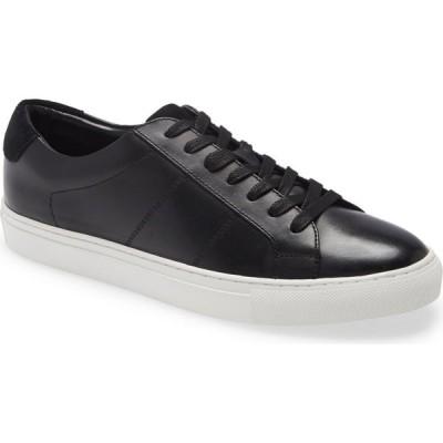 ノードストローム NORDSTROM メンズ スニーカー シューズ・靴 Simon Sneaker Black Leather