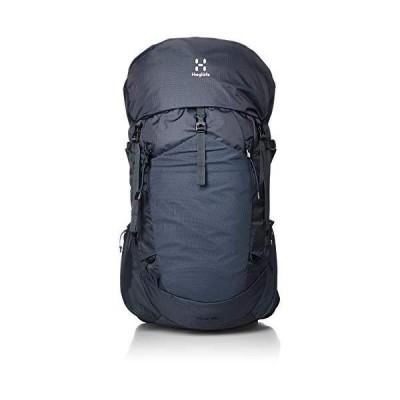 [ホグロフス] 登山用リュック VINA 40 ヴィーナ40 背中が蒸れにくい サイドオープニング ブルーサイン DENSE BLUE S-M