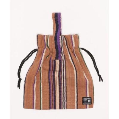 チャイハネ / 【チャイハネ】ティパール巾着バッグ WOMEN バッグ > ハンドバッグ