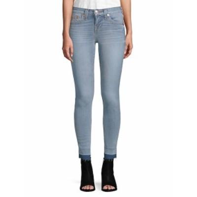 トゥルー リリジョン レディース パンツ デニム Ankle-Length Skinny Jeans