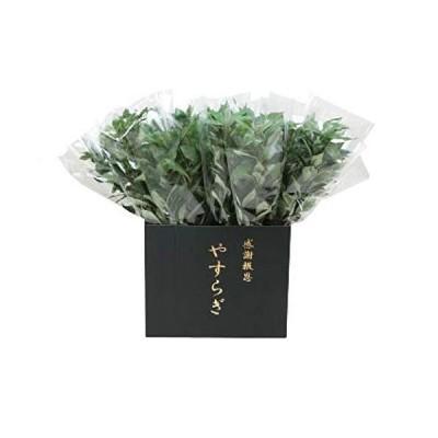 ニューホンコン造花 シキミ(ラップ入・展示箱付)グリーン30本入 142501